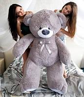 Плюшевый Мишка 2 метра. Большой Плюшевый Медведь. Большая Мягкая игрушка Плюшевый Мишка 200 см.