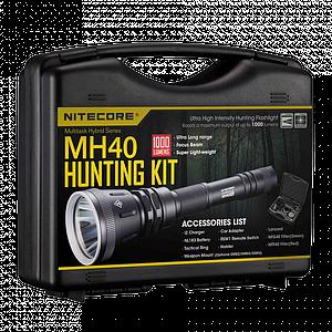 Набор для ночной охоты Nitecore MH40