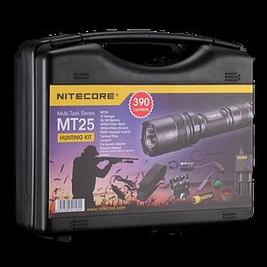 Набор для ночной охоты Nitecore MT25