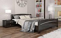 Деревянная кровать Венеция Щит 120х190 см. Эстелла