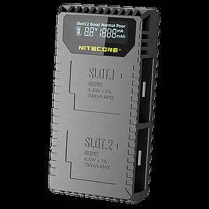 Двухканальное ЗУ Nitecore UGP5 для GoPro Hero5