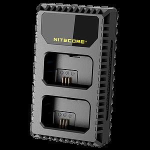 Двухканальное ЗУ Nitecore USN1 для камер Sony