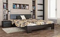 Деревянная кровать Титан Щит 120х190 см. Эстелла