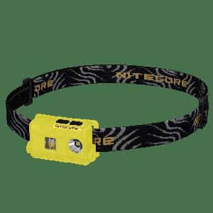 Ультралегкий налобный фонарь Nitecore NU25