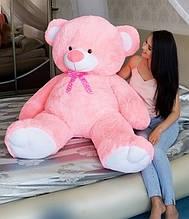 Плюшевый Мишка 2 метра розовый. Большой Плюшевый Медведь. Большая Мягкая игрушка Плюшевый Мишка