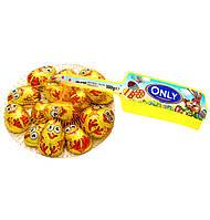 Конфеты шоколадные Цыплята (молочный шоколад) Onli Австрия 100г