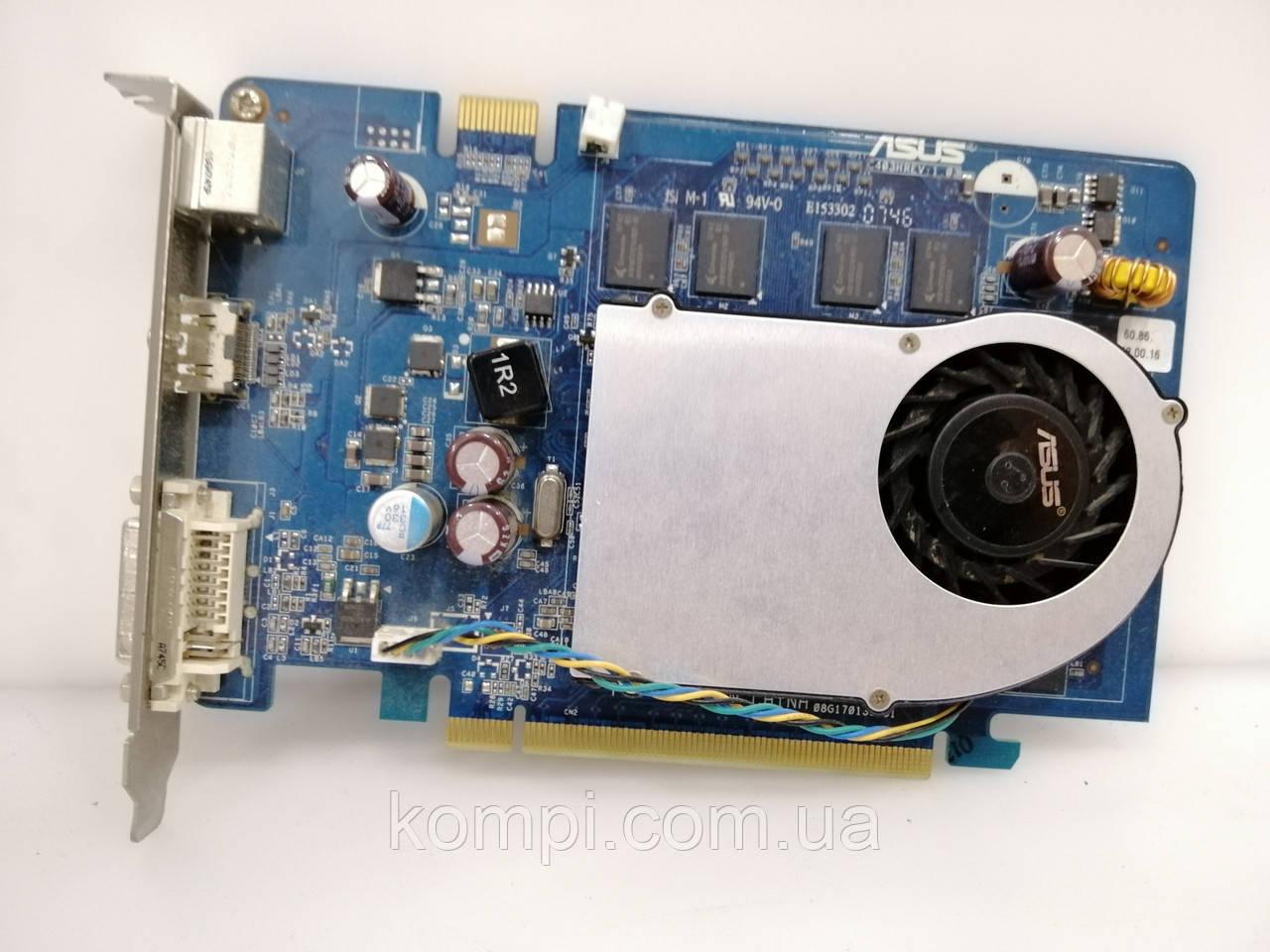 Видеокарта NVIDIA 8500GT 512MB PCI-E