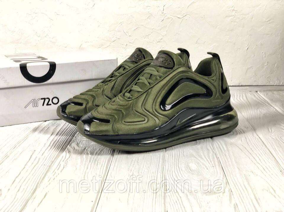 ea458c5d Мужские кроссовки Nike Air Max 720 хаки (копия) - Интернет-магазин одежды,