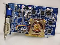 Видеокарта Radeon 9600pro 128mb AGP, фото 1
