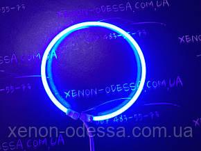 Ангельские глазки CCFL 95 мм синие / Angel Eyes CCFL 95 mm BLUE, фото 2