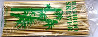 Палочки бамбуковые, 150 мм, d=2,5 мм, 100 шт/уп