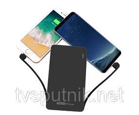 Портативная мобильная батарея TECH charge 1706 (5000mAh)