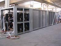 Чиллер б/у 1500 кВт, Industrial Frigo - охладитель жидкости купить
