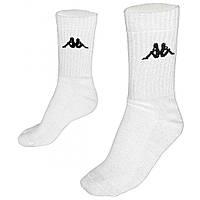 Носки Kappa Socks белые (3 пары) 303WIG0901-3942