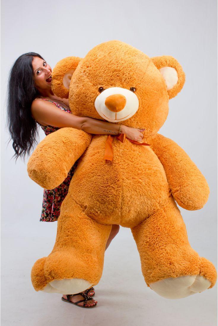 Плюшевый Мишка 200 см. Большой Плюшевый Медведь. Большая Мягкая игрушка Плюшевый Мишка 200 см.
