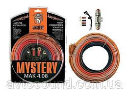 Установочный комплект для усилителя Mystery MAK 4.08