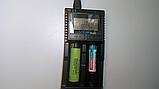 Зарядное устройство VIDEX VCH-UT200 2xAA/AAA Ni-MH/Cd, LCD дисплей, 2 независимых канала, фото 6