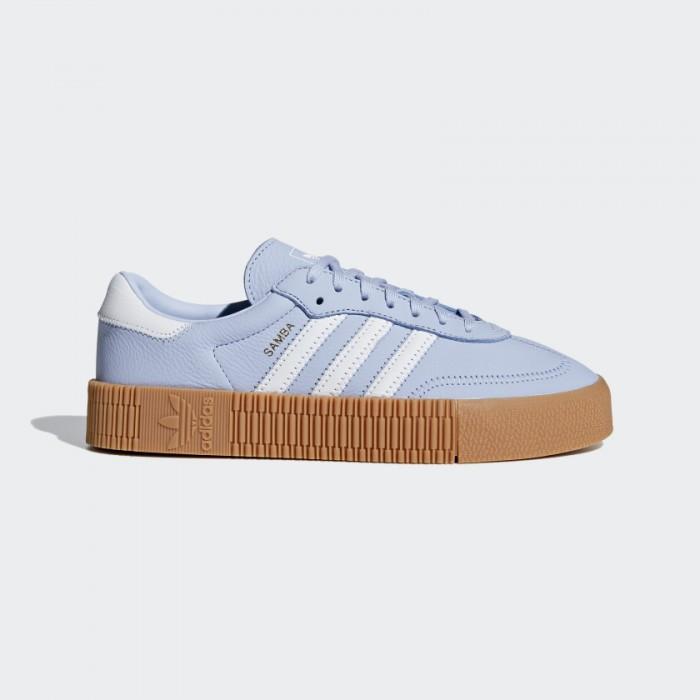 Женские кроссовки Adidas Originals Sambarose W (Артикул: CG6104)