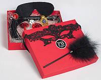"""Pleasure Box Red - секс набор """"Страсть"""". Яркий секс. Лучший подарок!"""