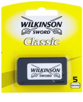 Сменные лезвия для бритья Wilkinson Classic 5 шт.
