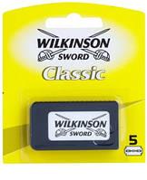 Сменные лезвия для бритья Wilkinson Classic 5 шт., фото 1