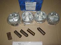 Поршень цилиндра ВАЗ 21124 d=82,4 гр.B Р1 М/К (NanofriKS), п/палец (МД Кострома)