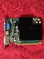 ВИДЕОКАРТА Pci-E Nvidia GEFORCE 7600 LE на 256 MB и 128 BIT с ГАРАНТИЕЙ ( видеоадаптер 7600LE 256mb  )