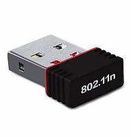 USB Адаптер Wi-Fi 150 Mb 802.11 Мини Вайфай Переходник