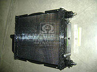 Радиатор водяного   охлаждения  МТЗ, Т 70 с двигатель Д 240, 241 (4-х рядный  ) (пр-во г.Оренбург)
