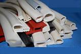 Уплотнитель резиновый монолитный, пористый, длинномерный, профиль РТИ различной сложности., фото 2