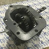Коробка отбора мощности ГАЗ 53,3307(самосвал, корпус чугун) (под НШ-32Л ) (шестерня двойная) 53-4202010-10