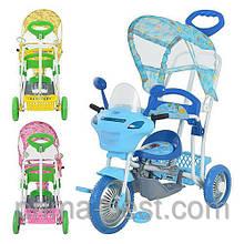Велосипед трехколесный Bambi B 3-9 / 6012