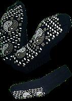 Турмалиновые массажные носки