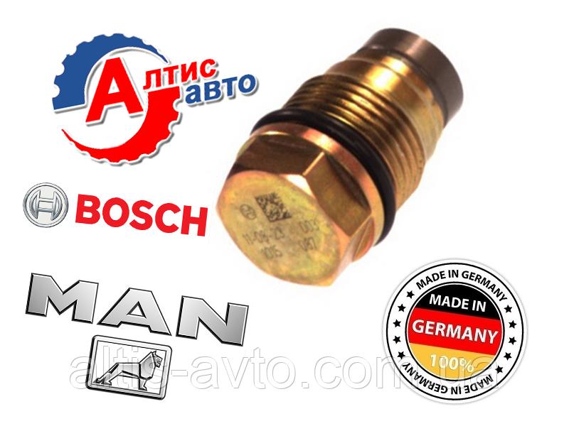 Клапан ограничения давления MAN TGA TGL, TGM, TGX TGS 1110010028 Bosch