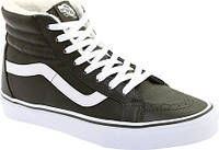 035b36e263a1 Женские ботинки Vans Sk8-Hi MTE MTE Metallic Leather/Silver, цена 3 ...