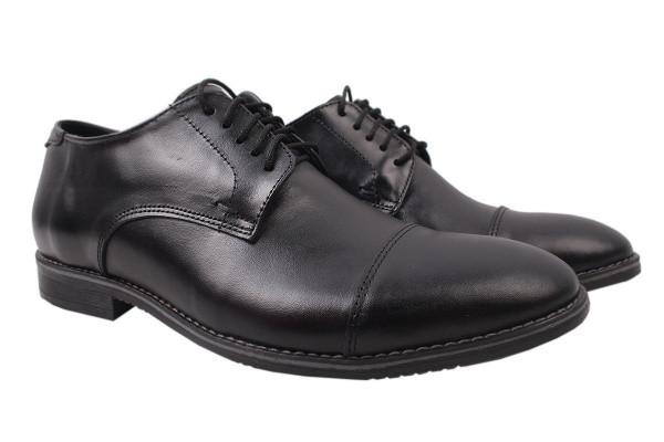 Туфлі Van Kristi натуральна шкіра, колір чорний