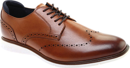 16cd2527e Мужские Туфли ALDO Uniraven Brogue Hybrid Sneaker Cognac Leather — в ...