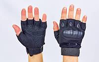 Мотоперчатки текстильные FOX BC-4642-BK(р-р М)