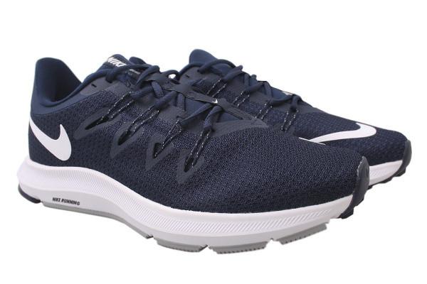 Кроссовки Nike сетка, цвет синий