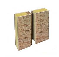 Панели сэндвич стеновые с утеплителем из пенопласта