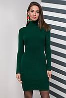 Вязаное платье в офис  7цветов