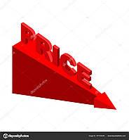 Подение цены на черный металлолом.