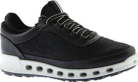Женские кроссовки ECCO Cool 2.0 GORE-TEX Textile Sneaker Black Black  Dritton Cow Leather c02421c6e47ac