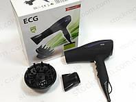 Фен для волос с ионизацией ECG VV 121 , фото 1