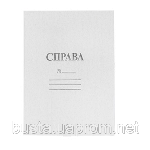 Папка Справа картонна А4, фото 2