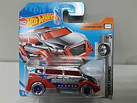 Машинка Hot Wheels Хот Вилс Автомобиль масштаб 1:64 коллекция Super Chromes FYD53