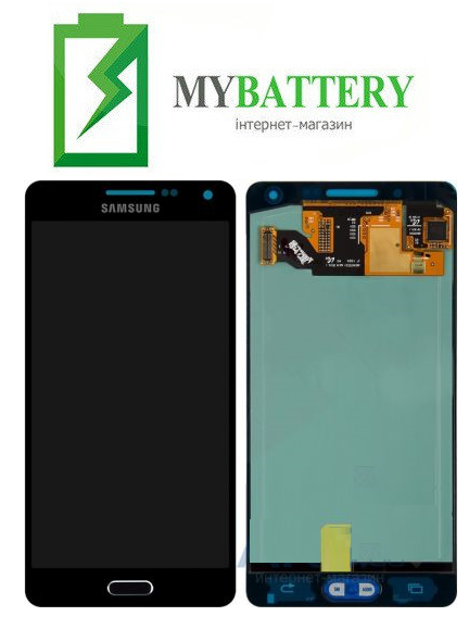 Дисплей (LCD) Samsung A500F Galaxy A5 Duos/A500FU/A500H (2015) TFT с сенсором черный