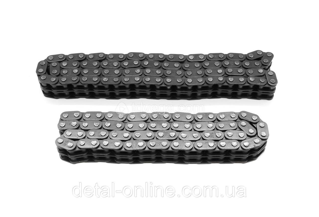 409-1000118 комплект цепи приводные./72/92 звена ./