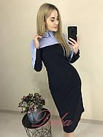 Женское модное платье  НД341 (бат), фото 1
