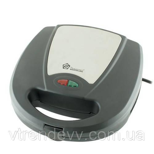 Cосисочница вафельница тостер Domotec MS-0880 750W